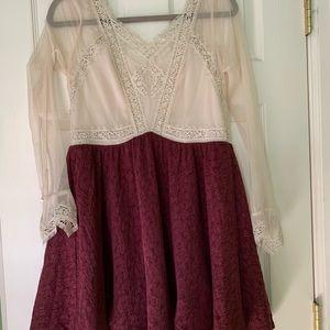 Free People Renaissance Dress Size 6